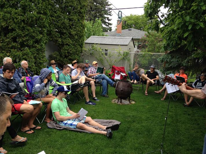 June 7 – Church Picnic